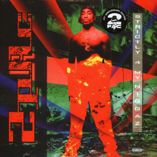 2Pac ‎- Strictly 4 My N.I.G.G.A.Z... (LP) (25th Anniversary Edition) (M/M) (Sld)